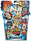 Canal Toys - CT06003 - Electronique/Montre - Yo Kai Watch - Montre LCD Lumineuse Couleur aleatoire