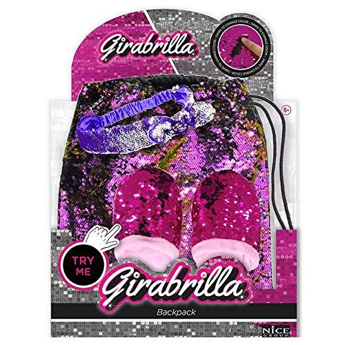 Girabrilla party set 02513 Ciabatte Zainetto