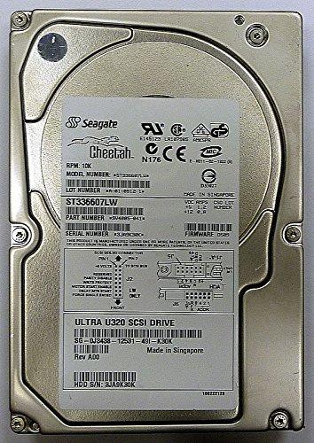 36GB HDD Cheetah ST336607LW Ultra SCSI U320 ID8158 -