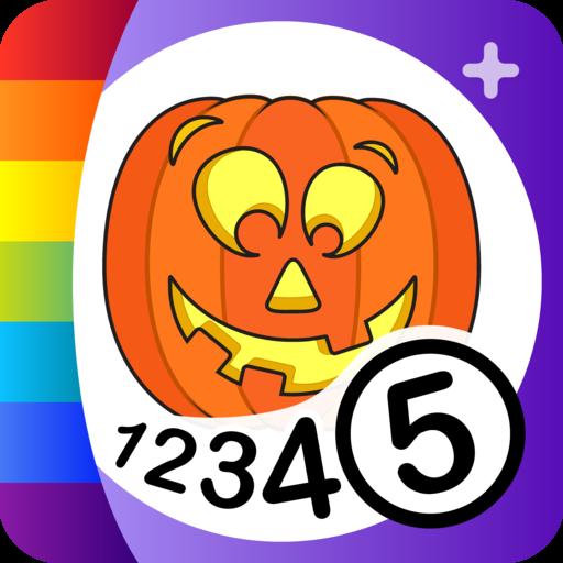 Halloween Malbuch + (Halloween-laternen Kids Für)