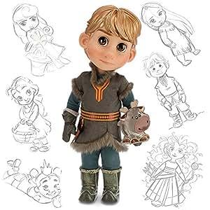 Disney Frozen Kristoff Animator Toddler Doll 40cm Toy (US Import)