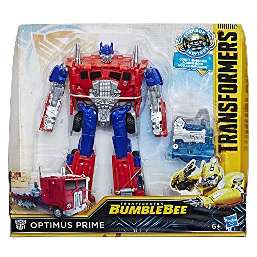 Transformers - Optimus Prime (Energon Igniters Nitro Series), E0754ES0