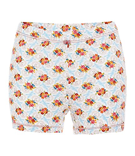 PiP Box French Vintage Trousers Short ecru - SHORTS - Nachthose - NEW 2015 Ecru