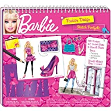 Grandi Giochi FA22273 - Fashion Angels, Barbie Fashion Design Portfolio