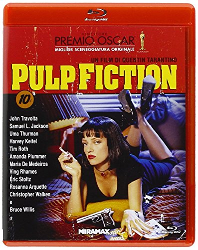 Pulp Fiction Brd - Ricettario [Blu-ray] [Import anglais]