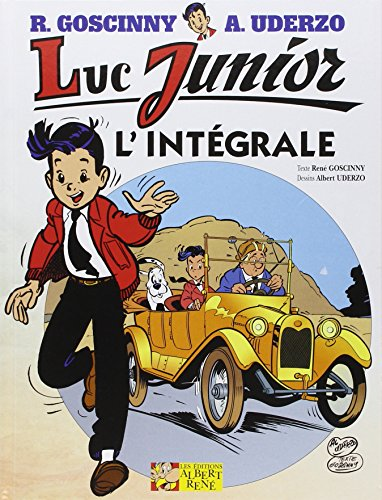 LUC JUNIOR - L'INTEGRALE