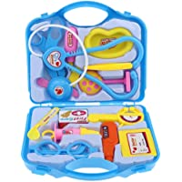 FunBlast Doctor Set for Kids Toy with Carry Case - Pretend Play Toys for 3+ Kids,Girls,Boys Role Play Toys for Toddler