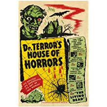 Dr. Terror's House of Horrors Poster (27 x 40 Inches - 69cm x 102cm) (1965) Style B