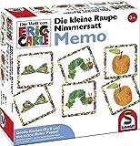 Schmidt Spiele 40455 - Gioco di Carte Memory, Soggetto: Il Piccolo Bruco Maisazio [Lingua Tedesca]