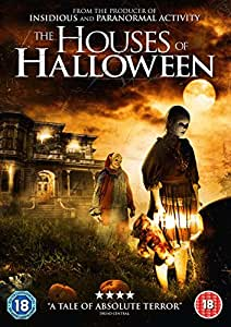 The Houses of Halloween [DVD]