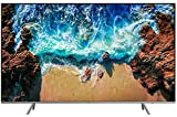 "Samsung UE82NU8000 82"" 4K Ultra HD Smart TV Wi-Fi Black, Silver LED TV - LED TVs (2.08 m (82""), 3840 x 2160 pixels, LED, Smart TV, Wi-Fi, Black, Silver)"
