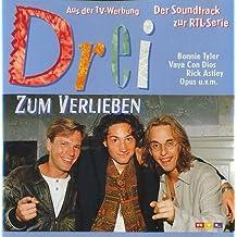 Drei zum Verlieben (Soundtracks zur RTL-Serie) [Various Artists]