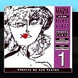 Maria de Buenos Aires vol. 1 by Astor Piazzolla (2010-12-30)