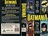 Picture Of Batmania - From Comics to Screen: The Real Story of the Superhero