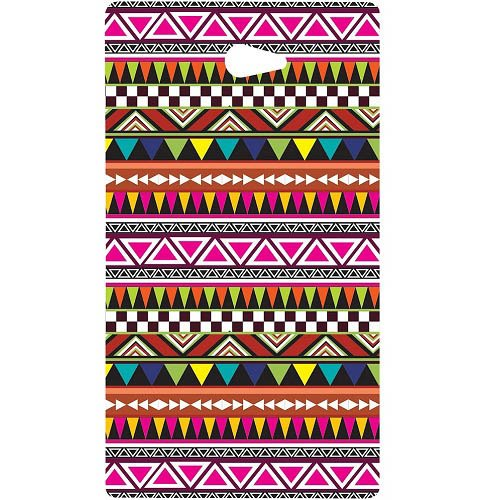 Casotec Azatel Design Hard Back Case Cover for Sony Xperia M2  available at amazon for Rs.329