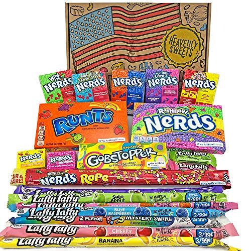 Calendario Avvento Mms.Confezione Media Di Snack Americani M M S Caramelle E