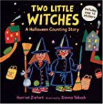 Two Little Witches: A Halloween Count...