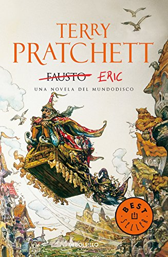 Eric (Mundodisco 9) (BEST SELLER) por Terry Pratchett