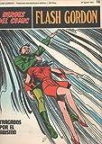 Flash Gordon de Burulan numero 016: Tragados por el abismo (numerado 2 en trasera)