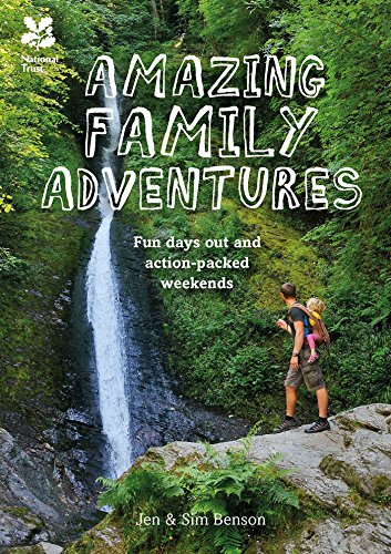 Descarga gratuita Amazing Family Adventures: Fun days out and action-packed weekends PDF