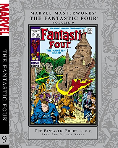 [Marvel Masterworks: the Fantastic Four: Volume 9] (By: Stan Lee) [published: June, 2013]