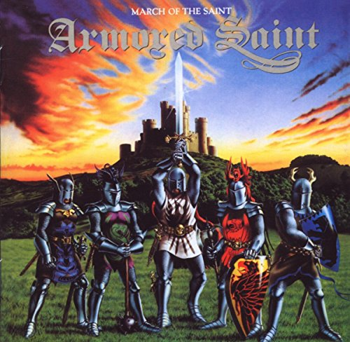 Armored Saint: March Of The Saint (Special Edition+Bonus Tracks (Audio CD)