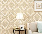 Longless European, tissu, papier peint, bandes verticales, salle de séjour, chambre à coucher, télévision, l'arrière-plan, papier peint, 10*0.53M