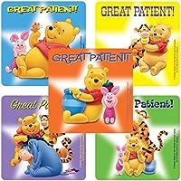 Smilemakers smi149/75, diseño de Winnie the Pooh paciente (Pack de 100)