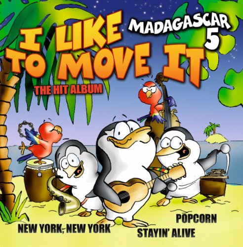 I Like To Move It - The Hit Album