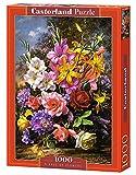 Castorland C-103607-2 - Puzzle A Vase of Flowers, 1000 Teile