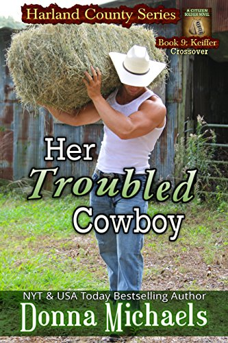 Her Troubled Cowboy (Harland County Series Book 9) (English Edition)