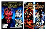 The Official Star Wars Fact File Issue / Part 1 - Features Sith Assassin Darth Maul R2 D2 Brave Astromech Droid The Millenium Galaxy   Issue 1 also includes The Official Star Wars Fact File Collector's Guide & Galaxy Chart Poster - DeAgostini - amazon.co.uk
