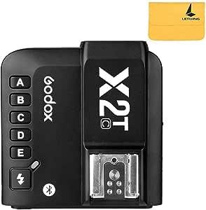 Godox X2t C Ttl Funk Blitzauslöser Für Canon 1 Kamera