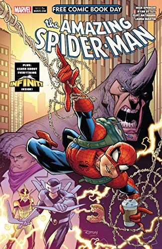 Free Comic Book Day 2018: Amazing Spider-Man/Guardians Of The Galaxy #1 (English Edition) par Nick Spencer