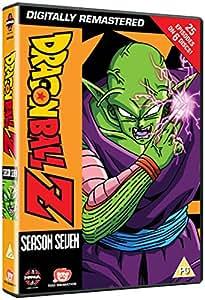 Dragonball Z Season 7 [DVD]