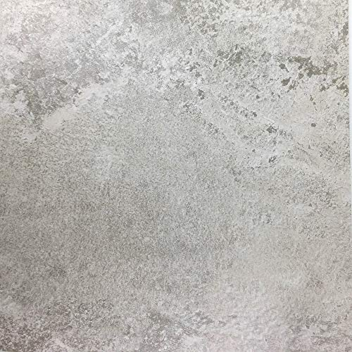 *Rohr-Trading.SURFACES Klebefolie I Selbstklebende Folie Tapete I Möbelfolie I Küchenfolie I Fototapete I inkl Filzrakel I Stein I Steinoptik I Beton I Betonoptik grau – Avellino Stone [200 x 67,5cm]*