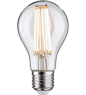 LED Lampe Filament Birnenform E27, 7W, 810lm, 2700K warmweiß
