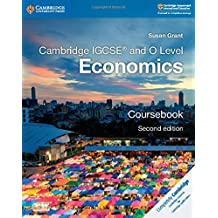 Cambridge IGCSE and O Level Economics Coursebook (Cambridge International IGCSE)