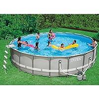 INTEX Ultra Frame Pool Set,