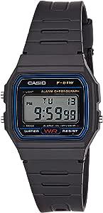 Casio Collection Unisex-Armbanduhr F-91W-1YER