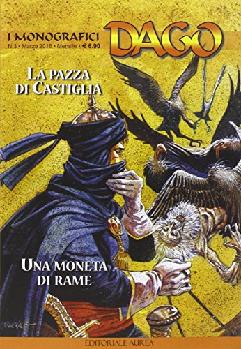 La pazza di Castiglia. Una moneta di rame. I monografici Dago: 3