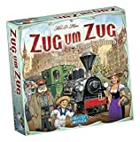Zug um Zug: Deutschland - Grundspiel | DEUTSCH | Ableger vom Spiel des Jahres 2004