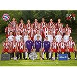 Ravensburger 13007 - FC Bayern München Saison 2010/2011 - 300 Teile Puzzle