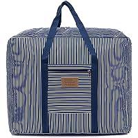 Grand sac de rangement, imperméable, tissu Oxford 600D, sac de voyage, idéal pour couvertures, couettes, oreillers…