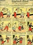La Dépêche, supplément illustré N°43 - 11ème année : Où Bouchut est présenté au colonel, par CHARLY - Un dîner à bas prix, par LE CHEVALIER et B. HALL - Le coup du ratissage, par BLONDEAU ...