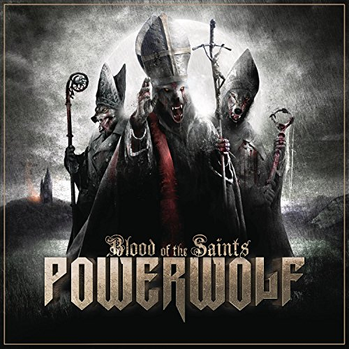 Powerwolf: Blood of the Saints (Audio CD)