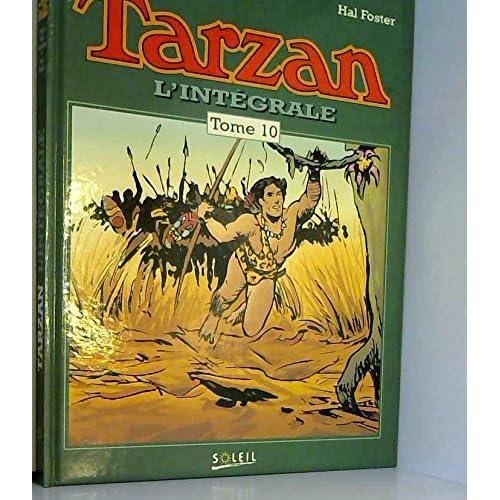 TARZAN, L'INTEGRALE. Tome 10