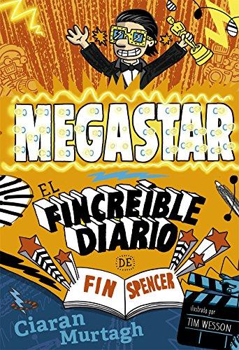 Megastar (Novela Gráfica)