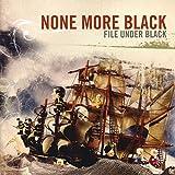 Songtexte von None More Black - File Under Black