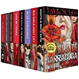 The Blonde Barracuda OMNIBUS Collection: Sexy Romantic Suspense (The Blonde Barracuda's Sizzling Suspense Collection Book 8) (English Edition)